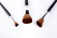 Make up tool  white Royalty Free Stock Image