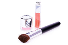 Make-up tools Stock Images