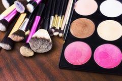 Make up tools Stock Photos