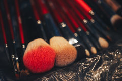 Make Up Tools Royalty Free Stock Photography