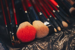 Make Up Tools Royalty Free Stock Photos