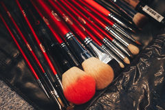 Make Up Tools Stock Photo