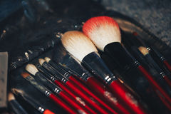 Make Up Tools Stock Image