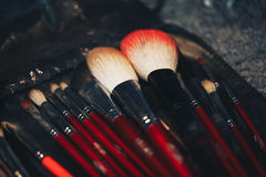Make Up Tools Royalty Free Stock Images