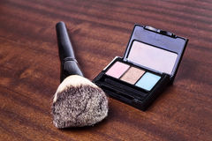 Make up tools Royalty Free Stock Photography