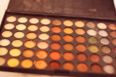 Make up tray Royalty Free Stock Image