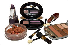 Make-up2 Fotografia Stock