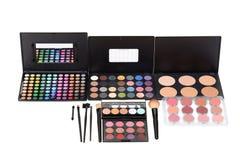 Make-upausrüstung Lizenzfreies Stockfoto