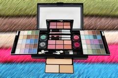 Make-upausrüstung Lizenzfreie Stockbilder