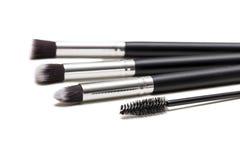 Make-upbürste Lizenzfreies Stockbild