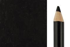 Make-upbleistift mit Beispielanschlag Lizenzfreies Stockfoto