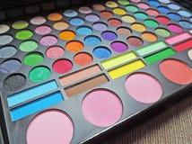 Make-upgeval Stock Foto