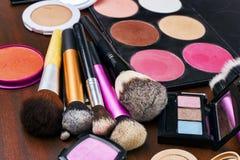 Make-uphulpmiddelen royalty-vrije stock foto