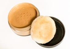 Make-upmaterialen Stock Foto's