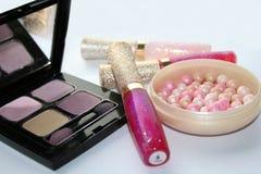 Make-upsatz stockbild