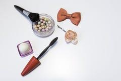 Make-upwerkzeug Lizenzfreies Stockfoto