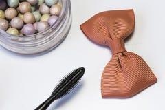 Make-upwerkzeug Lizenzfreie Stockbilder
