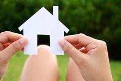 Make your house concept Stock Photos