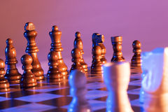 Make your move Stock Photography