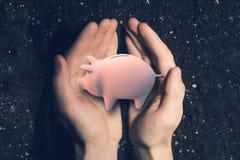 Make your savings grow Royalty Free Stock Photo