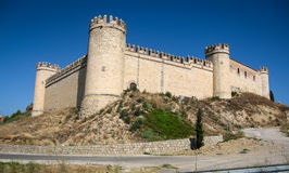 Makeda castle, Toledo, Castilla la Mancha, Spain Royalty Free Stock Photography