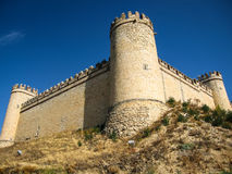 Makeda castle, Toledo, Castilla la Mancha, Spain Stock Photography