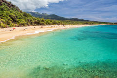 Makena Beach Maui Royalty Free Stock Images