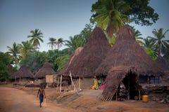 Makeni, Bombali okręg, Sierra Leone, Afryka Obraz Royalty Free