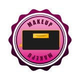 Makeover female design. Vector illustration eps10 graphic Royalty Free Stock Photography