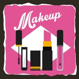 Makeover female design. Vector illustration eps10 graphic Royalty Free Stock Image