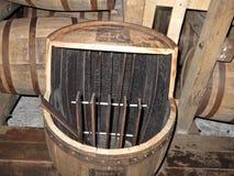 Maker& x27; s marca 46 barriles Imagen de archivo