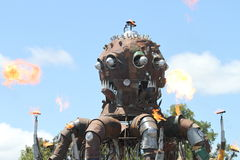 Makers Faire - San Francisco bay area Stock Photography