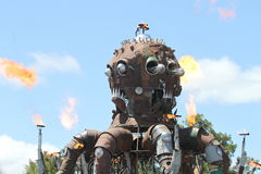 Makers Faire - San Francisco bay area Stock Image
