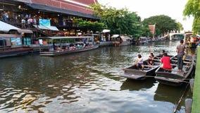 Maket Таиланд Wather Стоковая Фотография