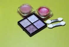 makeup εξάρτηση Στοκ εικόνα με δικαίωμα ελεύθερης χρήσης