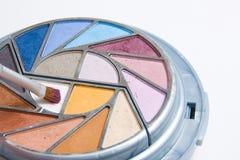 makeup θέστε Στοκ Εικόνα