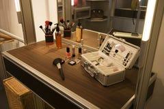 makeup πίνακας Στοκ Φωτογραφίες