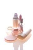 makeup προϊόντα στοκ εικόνα με δικαίωμα ελεύθερης χρήσης