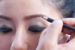 Makeup stock images