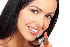 makeup arkivbild