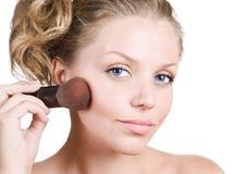 Makeup Στοκ φωτογραφία με δικαίωμα ελεύθερης χρήσης