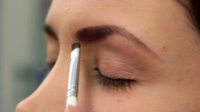 Makeup 17 stock video