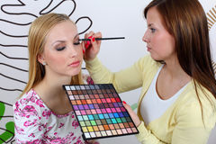 Makeup Stock Photos