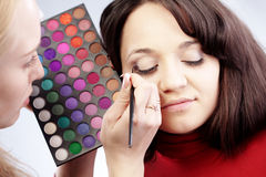 Makeup Stock Image