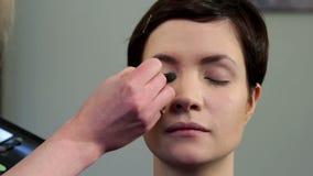 Makeup 22 stock video