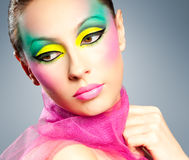 makeup Obraz Stock