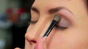 Makeup 27 stock video