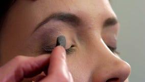 Makeup 28 stock video footage