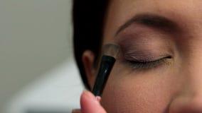 Makeup 29 stock footage