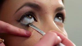 Makeup 33 stock video